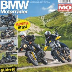 Motorrad Schäufele in der Presse